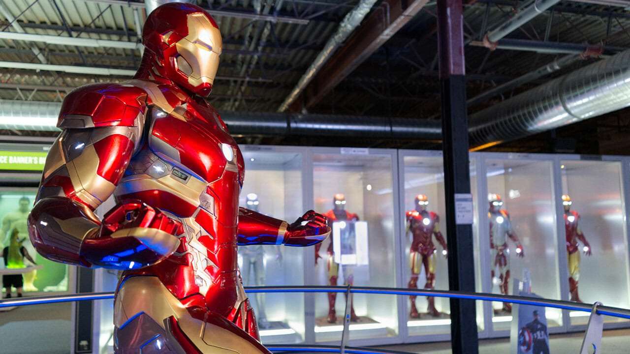 The Marvel Avengers are Ready to Open There Doors in Toronto 4