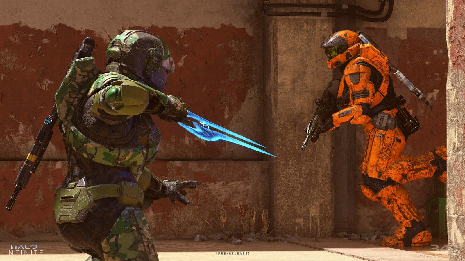 Halo Infinite Series X Tech Preview Impressions - CGMagazine