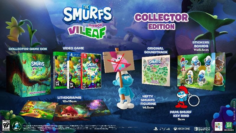 The Smurfs - Mission Vileaf: Discover The Incredible Power Of The Smurfizer In A Brand New Trailer!