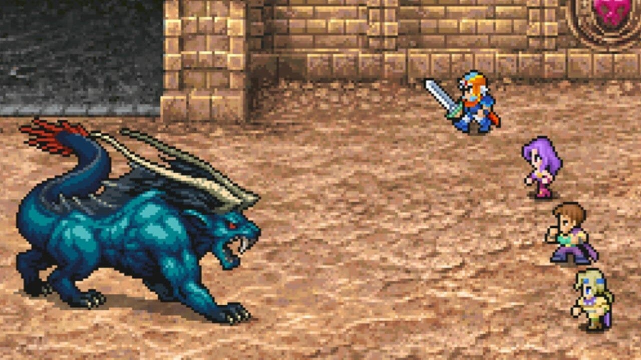 Final Fantasy Pixel Remasters Review 3