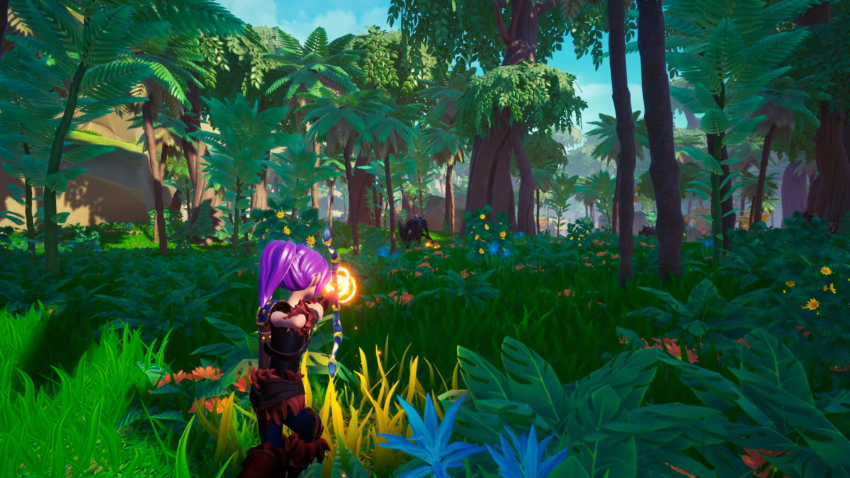 Elements, Massive Open-World Adventure From Indie Pub Apogee, Revealed For Pc And Console In Q4 2022