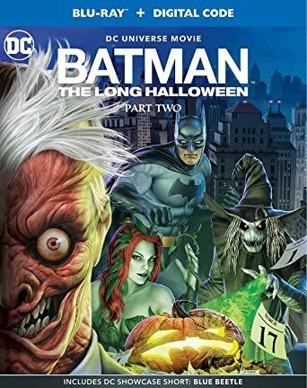 Batman: the Long Halloween Part Two Review 13