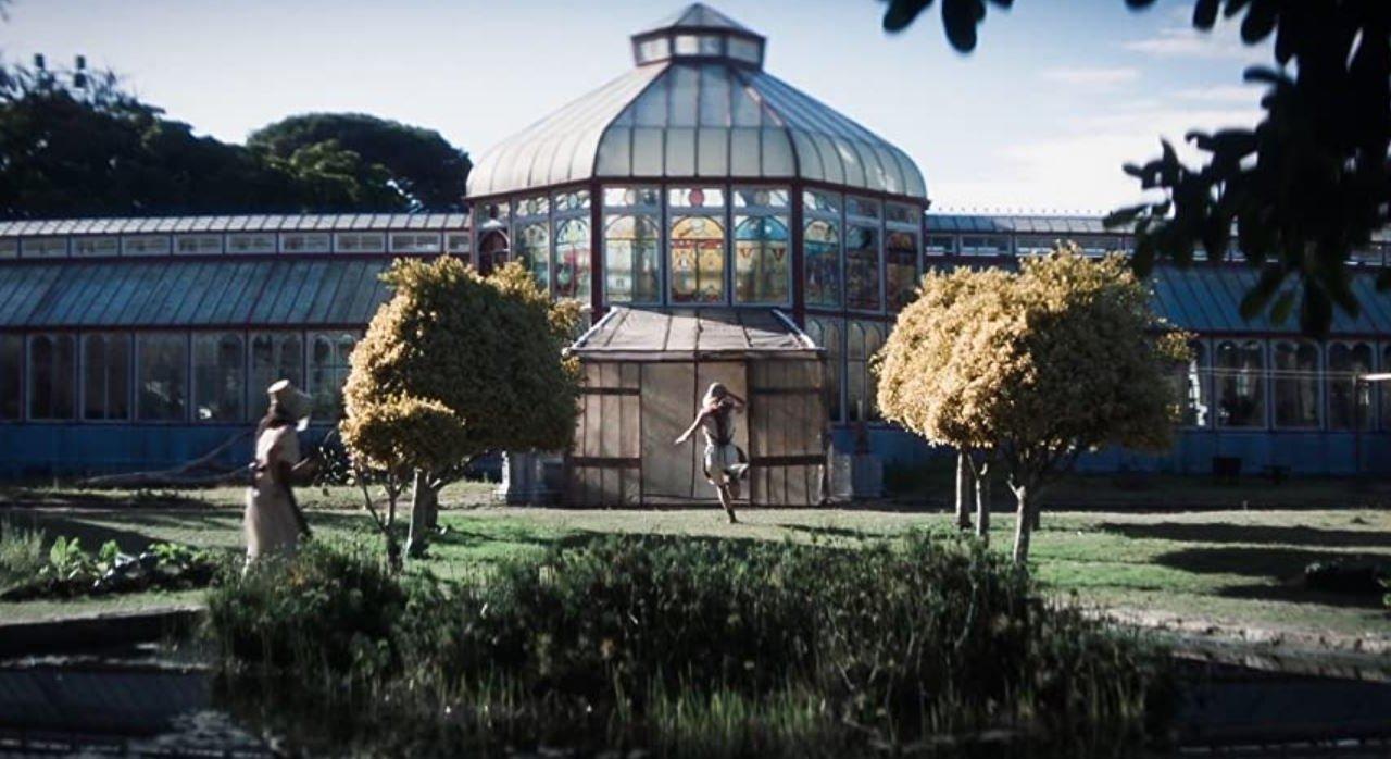 Fantasia 2021 - Glasshouse Review