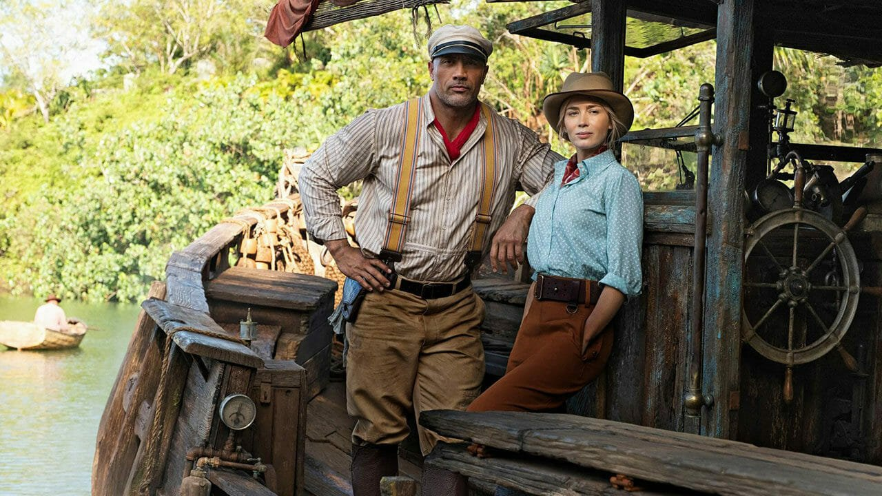 Jungle Cruise (2021) Review 3