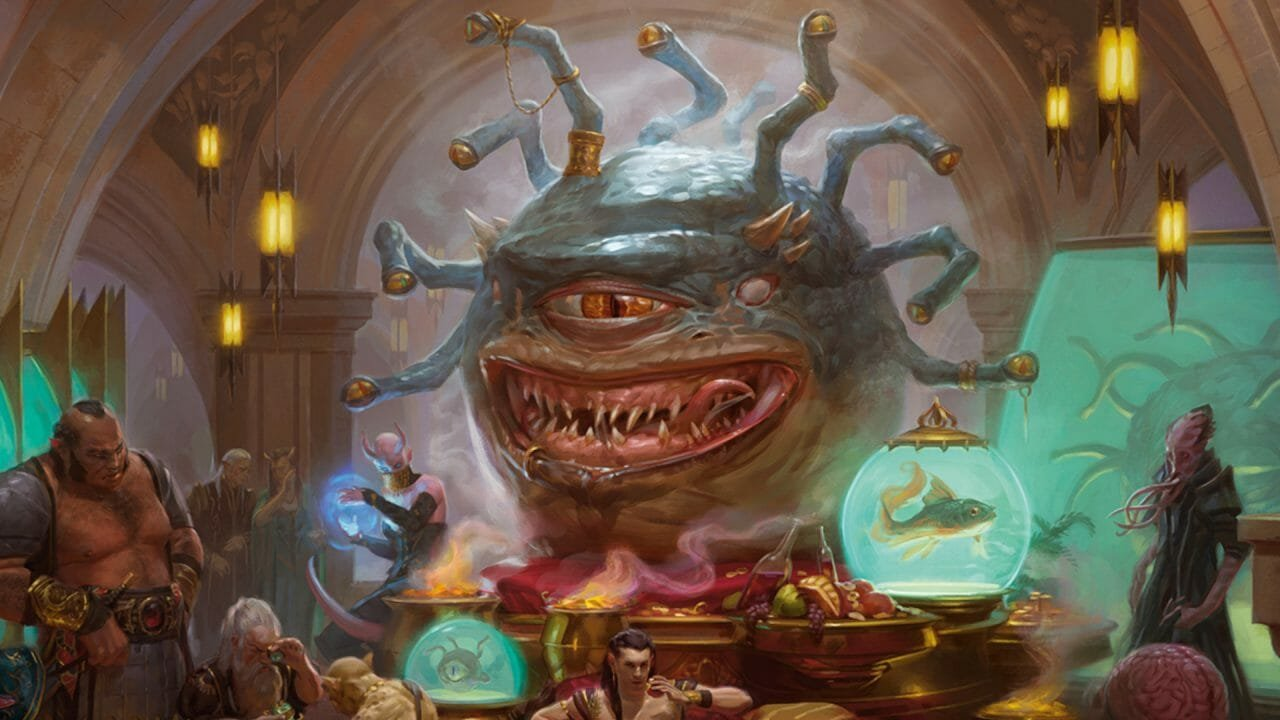 It's Never Been Easier To Get Into Dungeons And Dragons And Magic: The Gathering!
