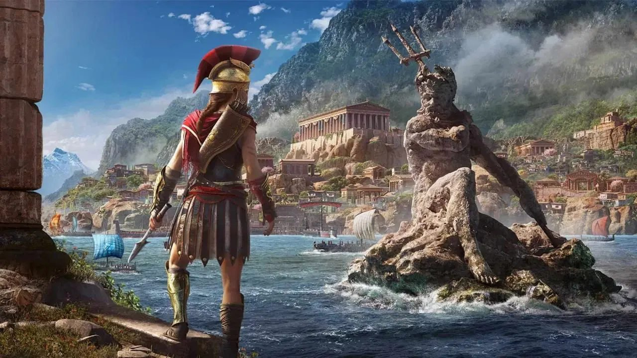 Assassin's Creed Odyssey 60fps Update is Available