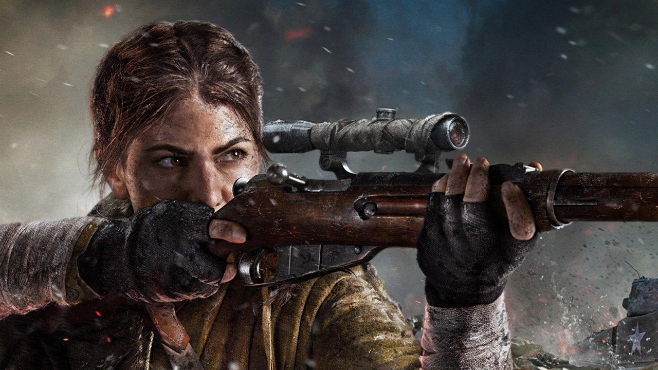 Call Of Duty Vanguard Parkours Through Explosive Gamescom Demo