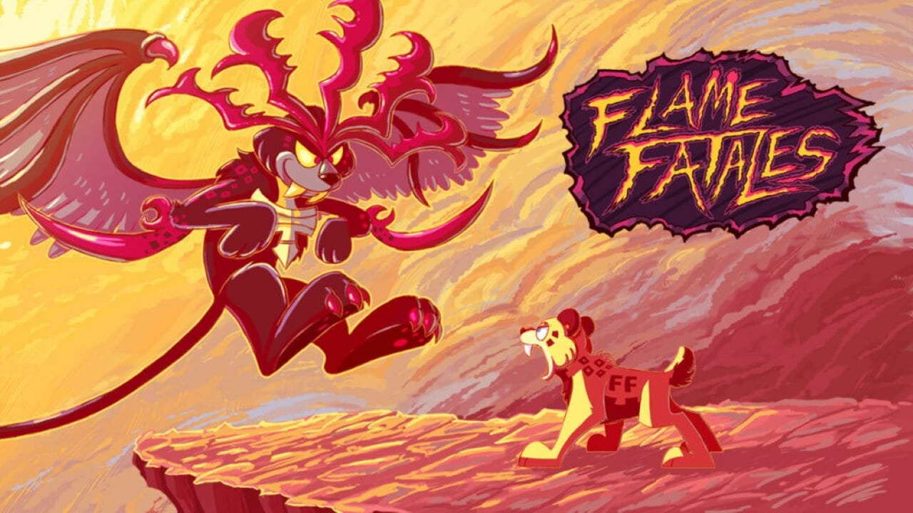 Flame Fatales 6 Figures Concludes Summer Games Done Quick in Fiery Fashion