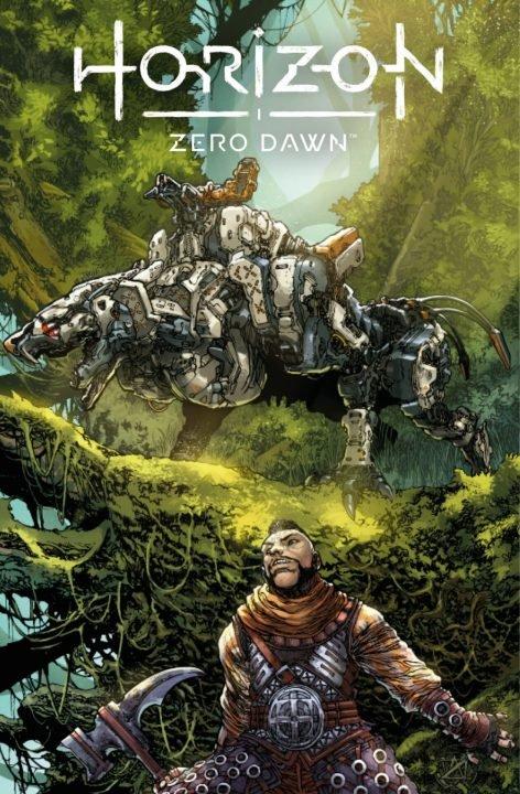 Horizon Zero Dawn: Liberation #1 Review 1
