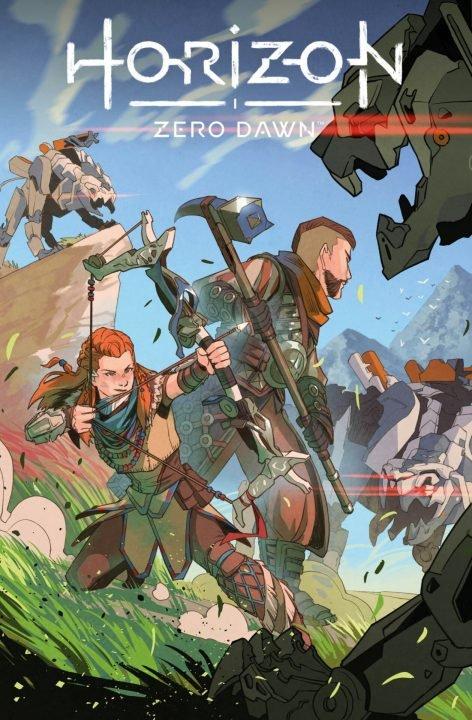 Horizon Zero Dawn: Liberation #1 Review 2