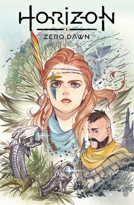 Horizon Zero Dawn: Liberation #1 Review