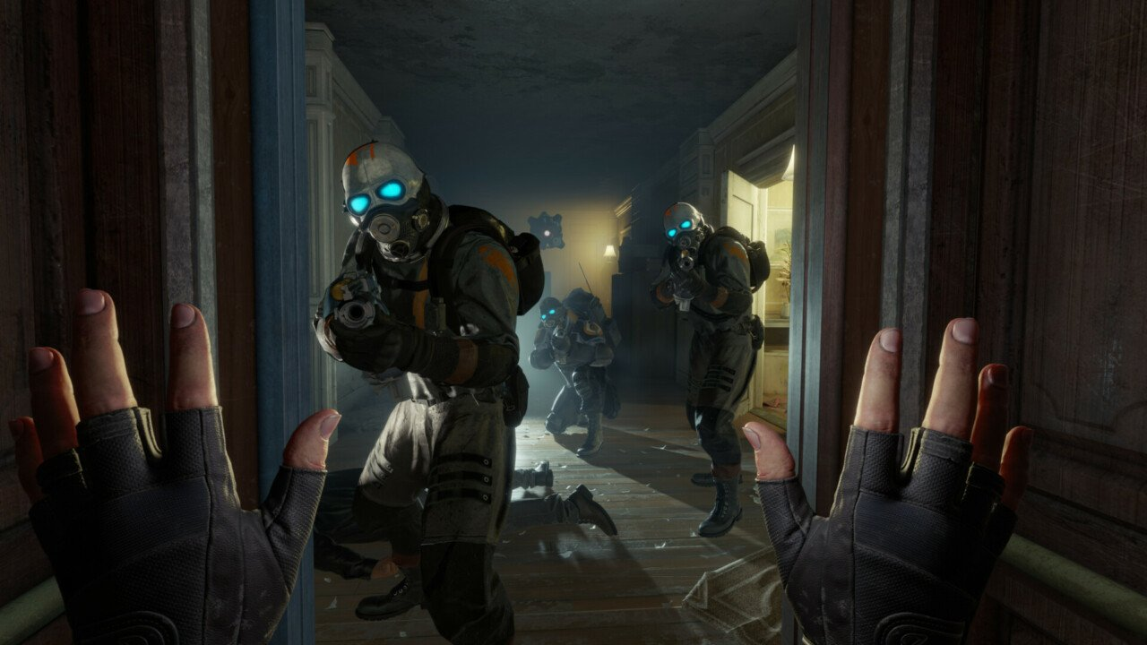 Longform: Why Are Vr Games Tricky For Aaa Studios? 1