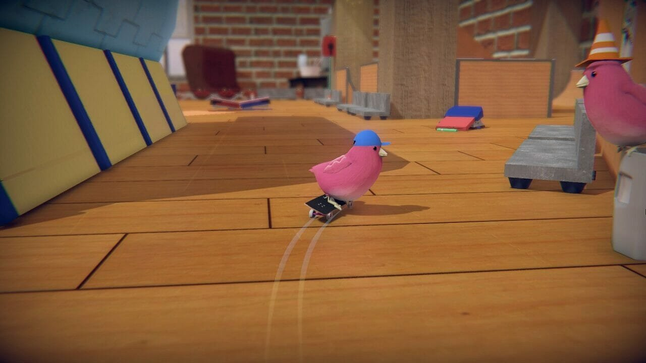 Skatebird, Psychonauts 2, And More Coming To Xbox Game Pass And Games With Gold In August