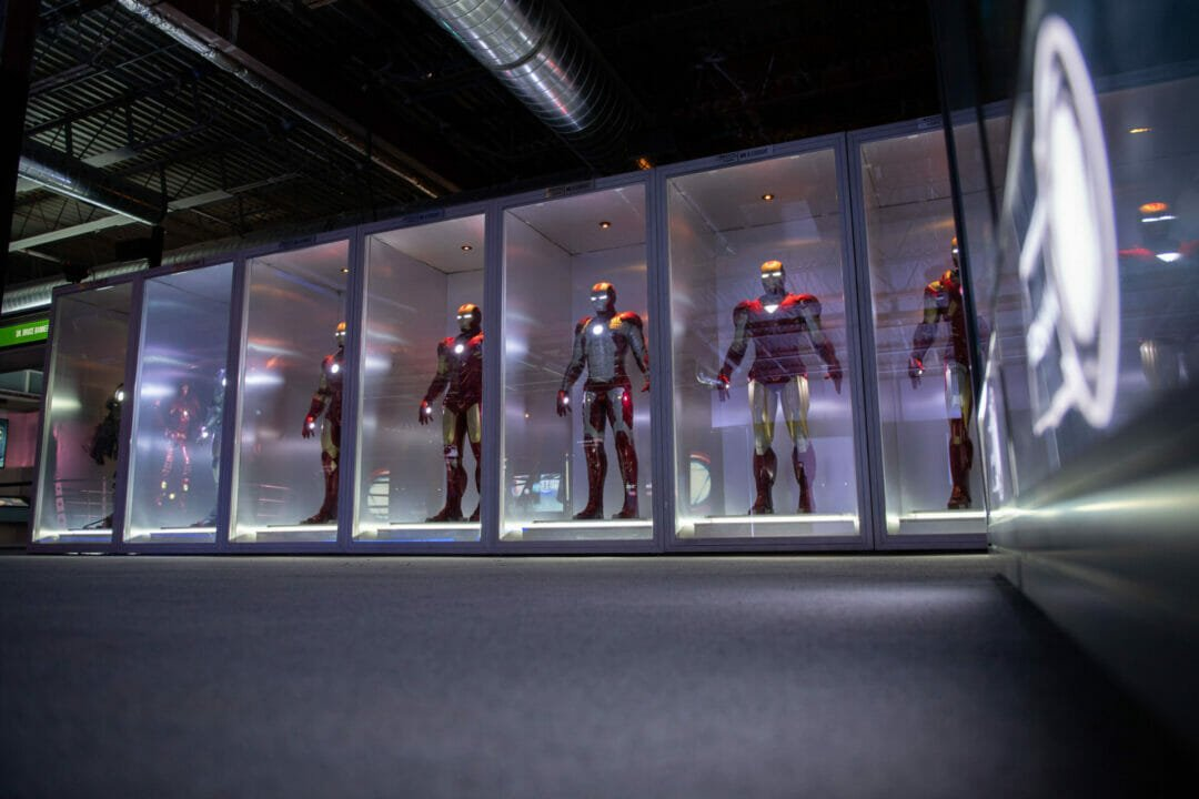 The Marvel Avengers Are Ready To Open There Doors In Toronto 3
