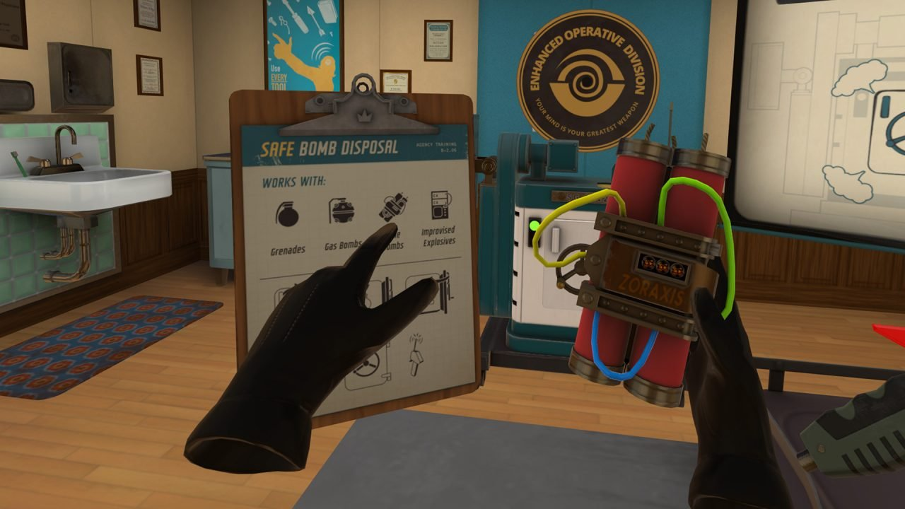 I Expect You To Die 2: The Spy And The Liar Review