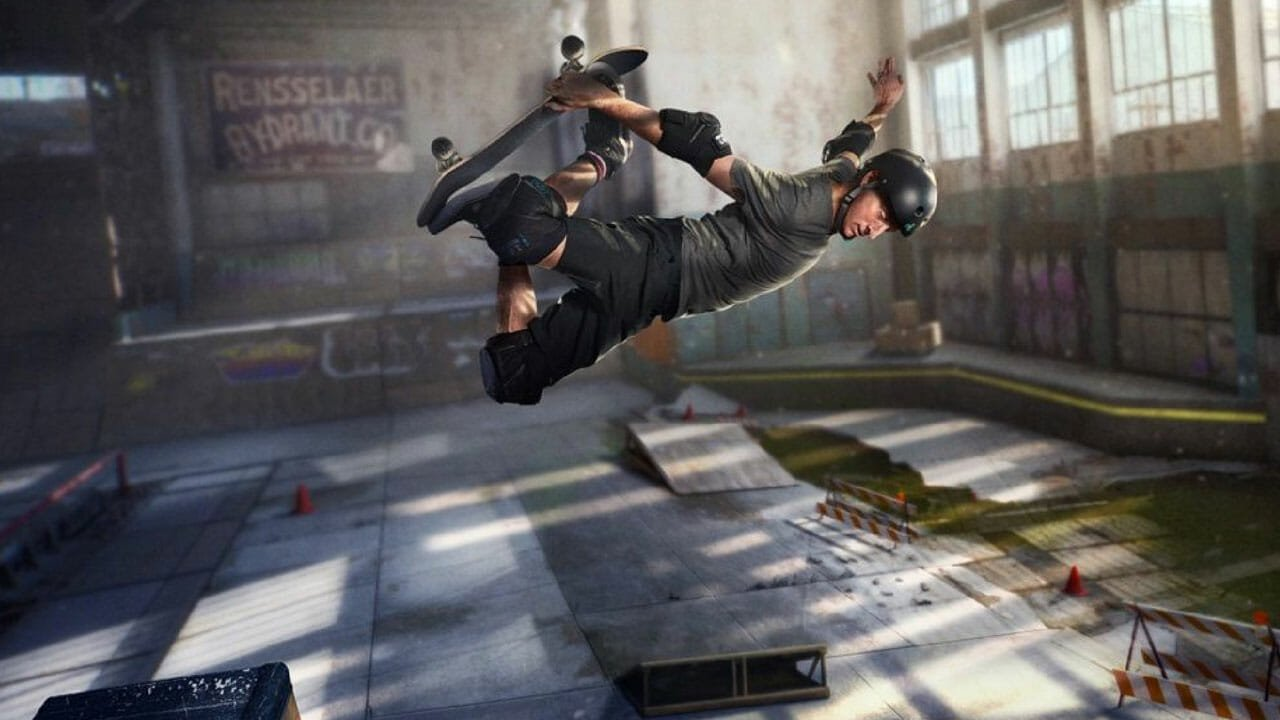 Tony Hawk's Pro Skater 1+2 Coming To Most Major Platforms Soon