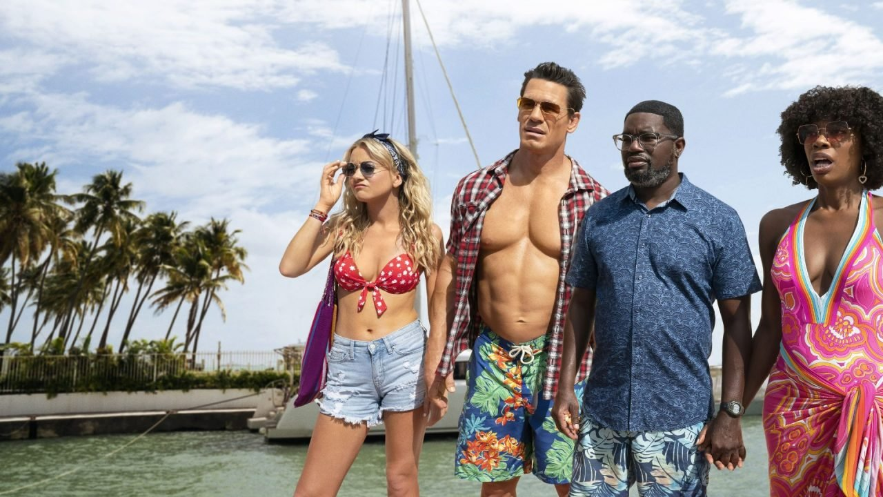Vacation Friends (2021) Review