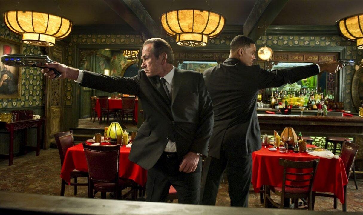 Men In Black 3 (2012) Review