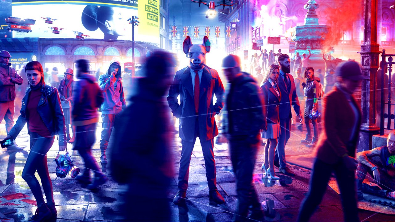 Get Watch Dogs Legion For Next-Gen Consoles For Just $30 At Best Buy    Gamesradar+
