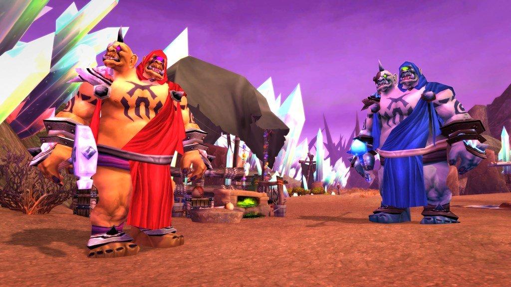 World Of Warcraft Burning Crusade Classic Adds 2 Big Raids