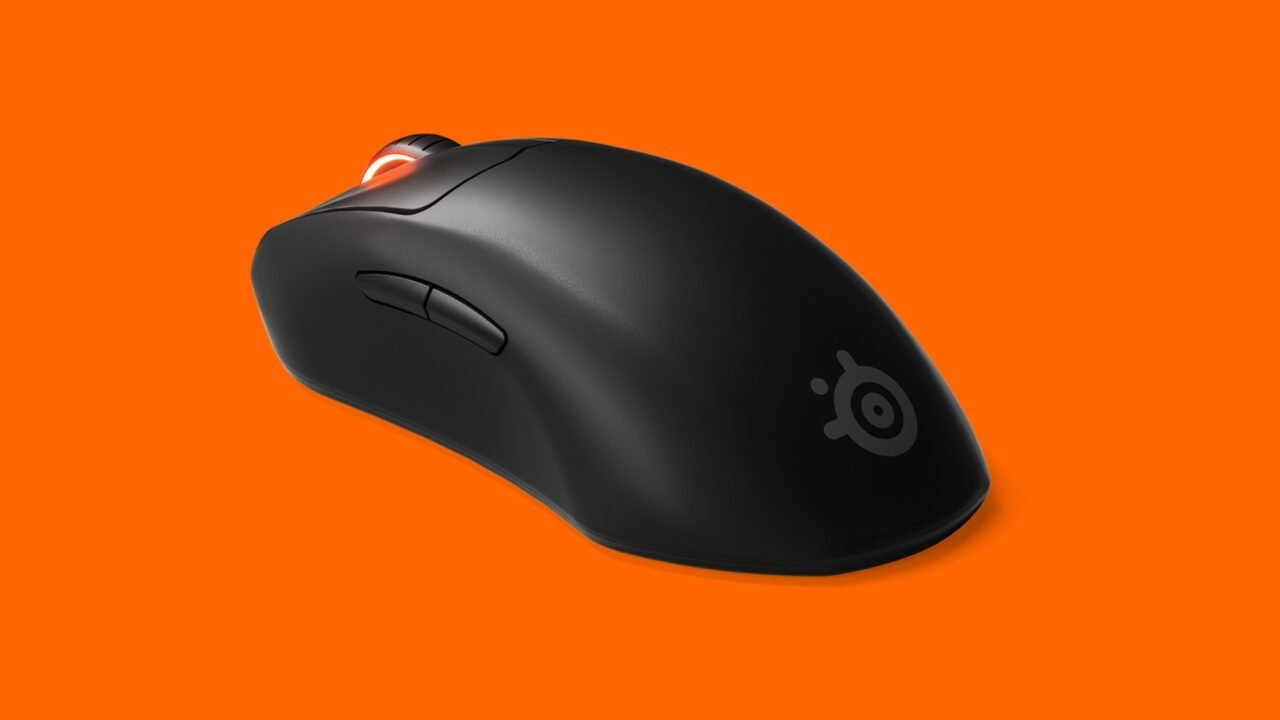 Steelseries Prime Wireless Mouse Review