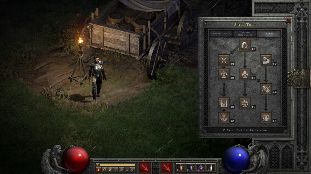 The Gates Of Hell Open: Diablo Ii: Resurrected Now Live