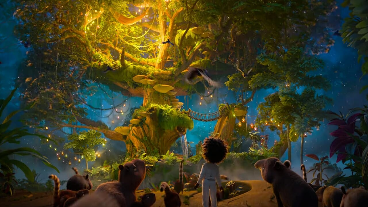 Disney's Encanto Invites Us To New, Enchanting 1St Trailer