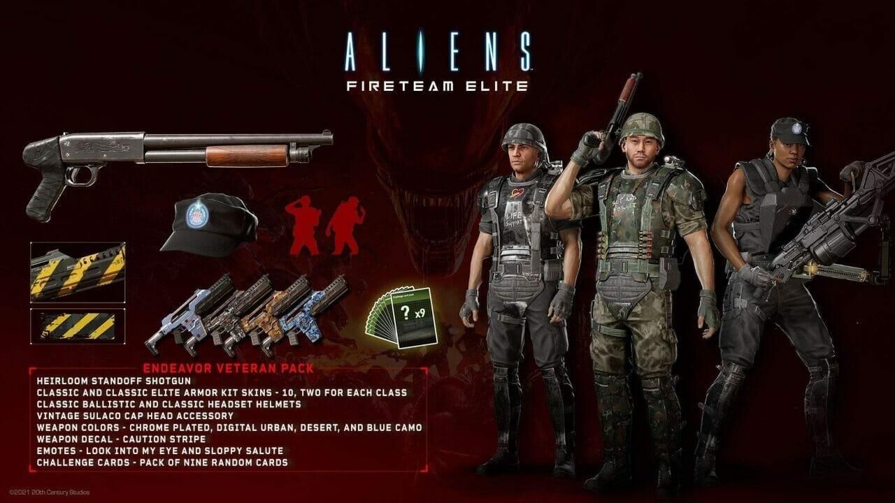 Aliens: Fireteam Elite Season 1: Phalanx Begins Today