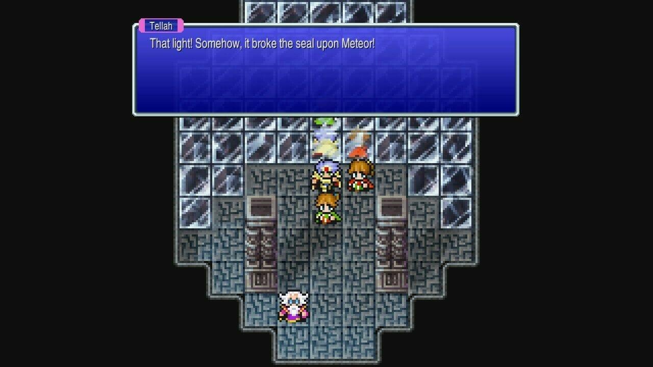 Final Fantasy Iv Pixel Remaster (Pc) Review