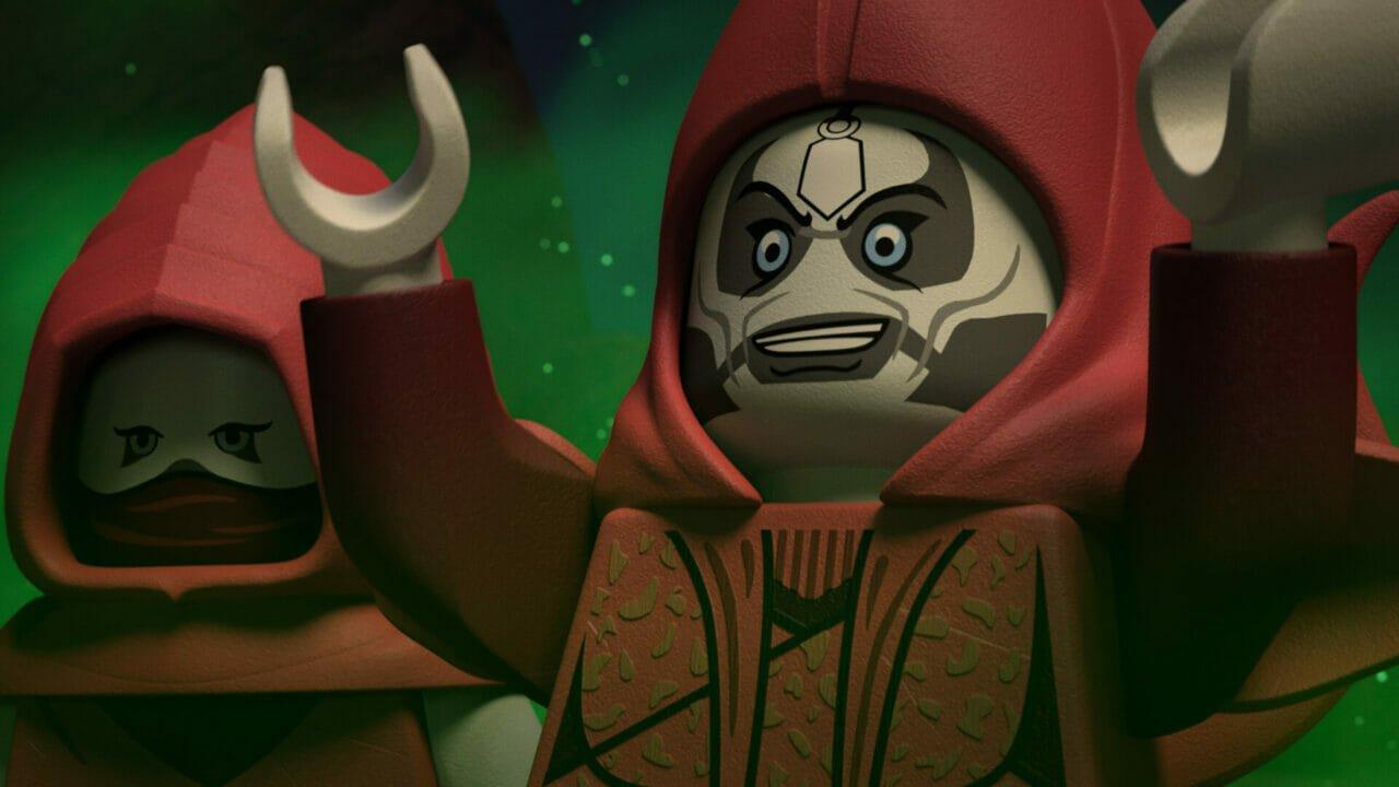 Disney+ Debuts Hair-Raising Trailer For Lego Star Wars Terrifying Tales
