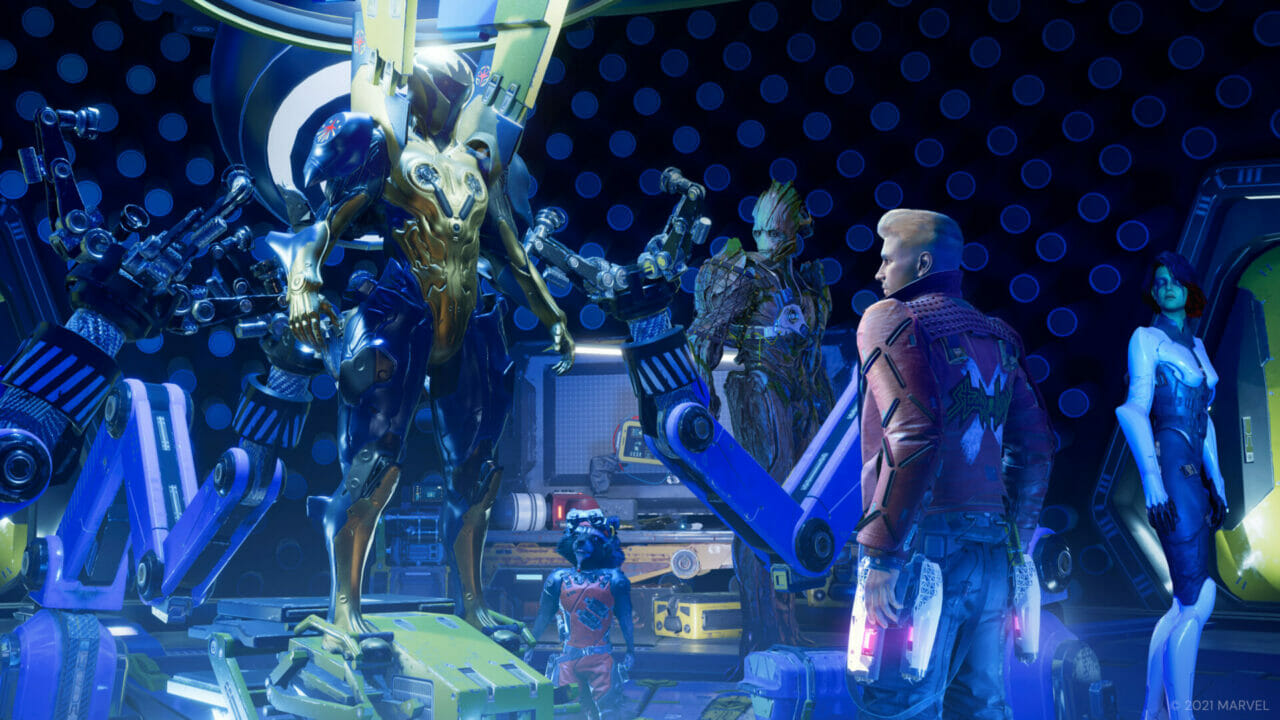 Marvel'S Guardians Of The Galaxy Preview – My Next Addiction