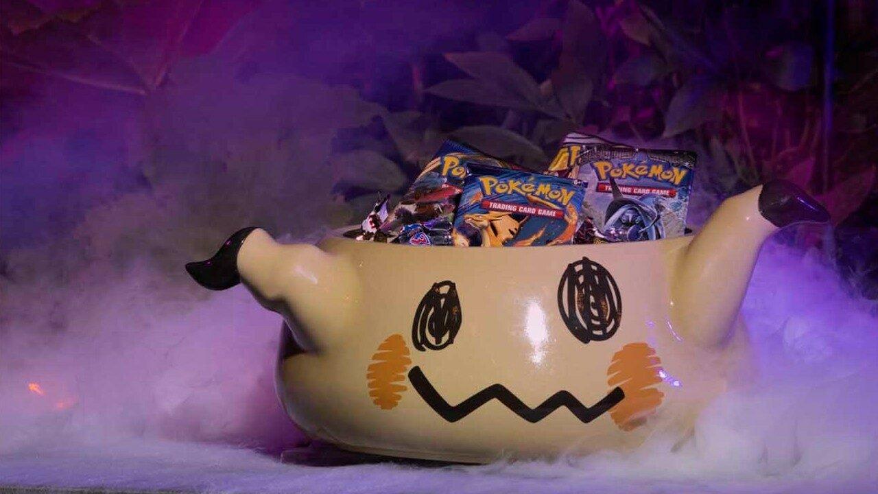 Pokemon Center Launches Adorable Halloween 2021 Collection