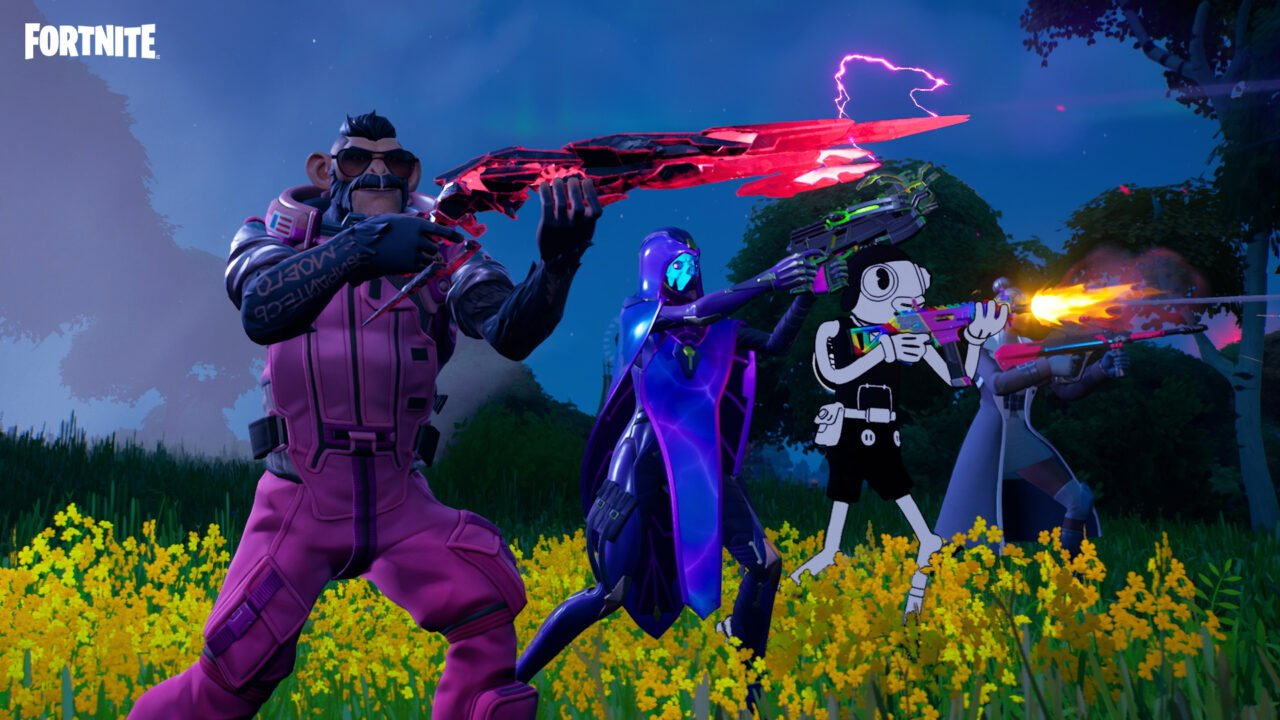 Stick It To The Shadows In Fortnite Battle Royale Chapter 2 Season 8