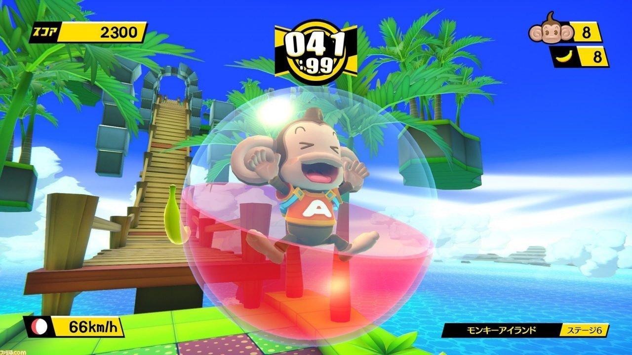 Super Monkey Ball Banana Mania (Nintendo Switch) Review