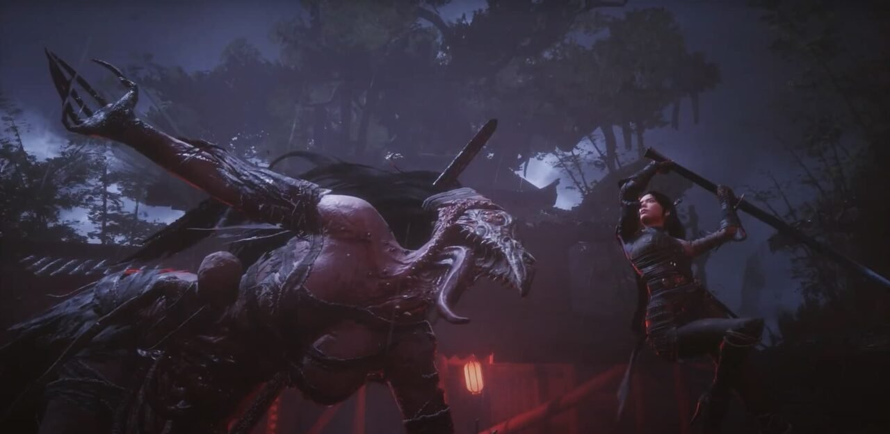 Ming Dynasty Action Rpg Wuchang: Fallen Feathers Announced