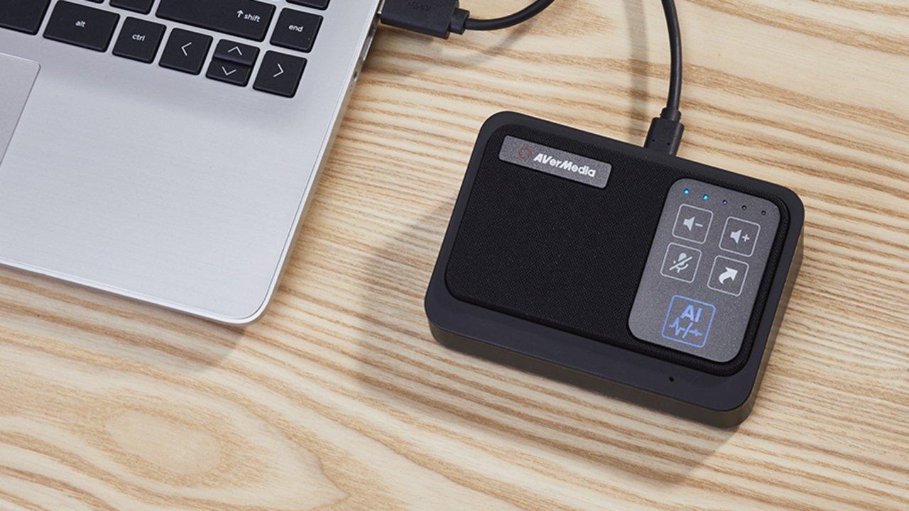 AverMedia AS311 AI Speakerphone review