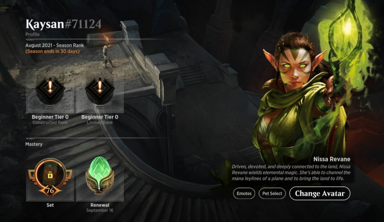 Magic The Gathering Arena Aims To Exterminate Bugs In Update