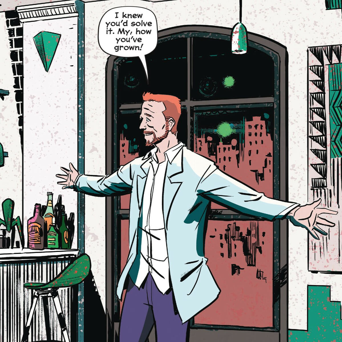 Whistle: A New Gotham City Hero Review 2