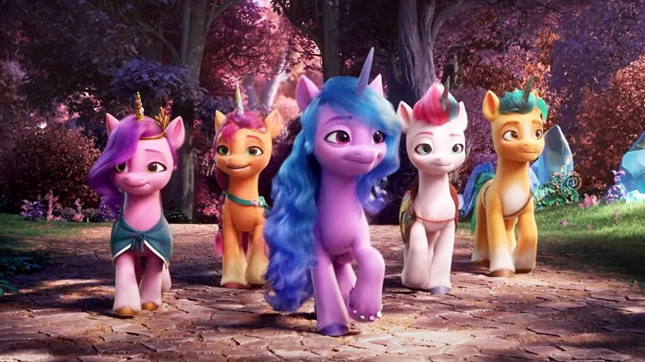 Exploring A Childhood Favourite With My Little Pony: A New Generation 2