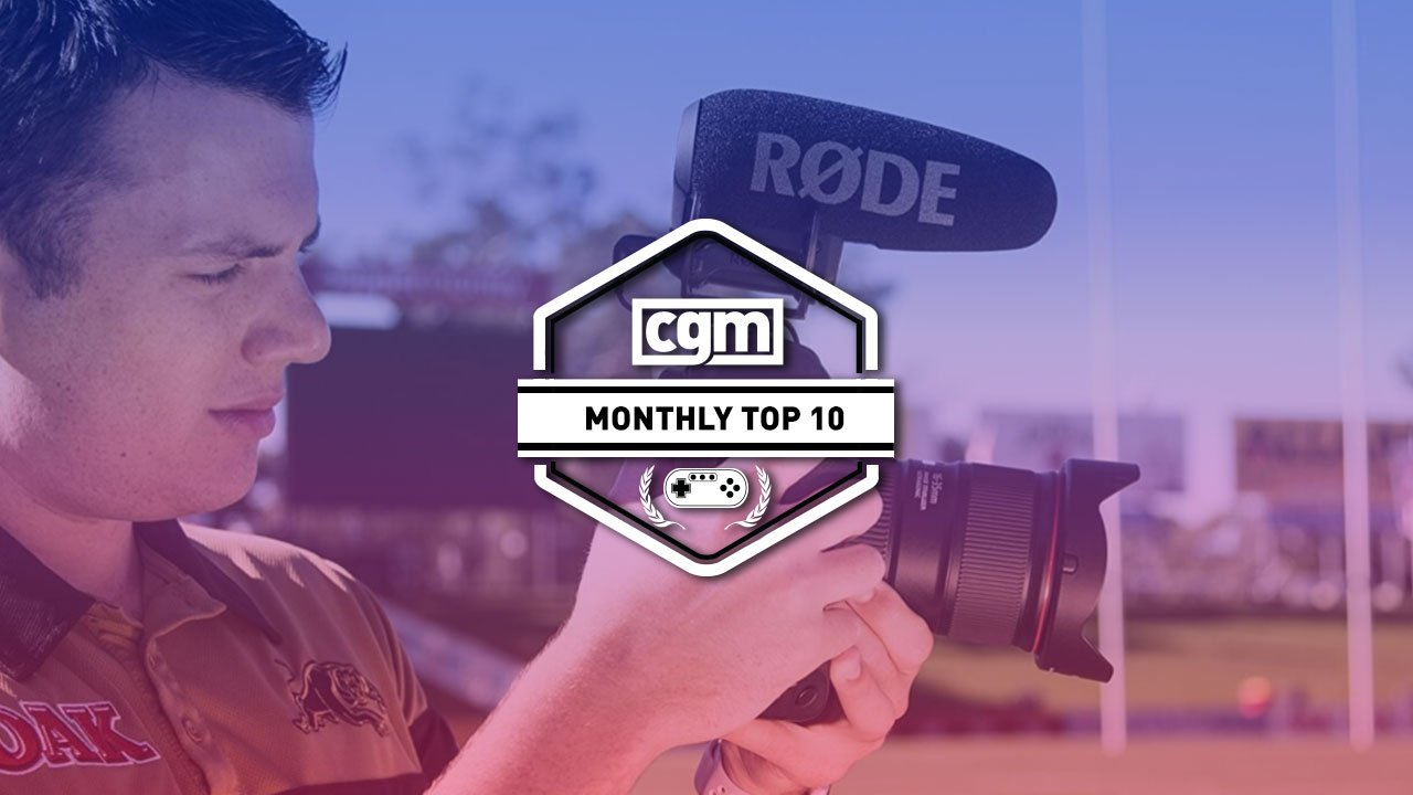 CGM Monthly Top 10 Reviews: September 2021