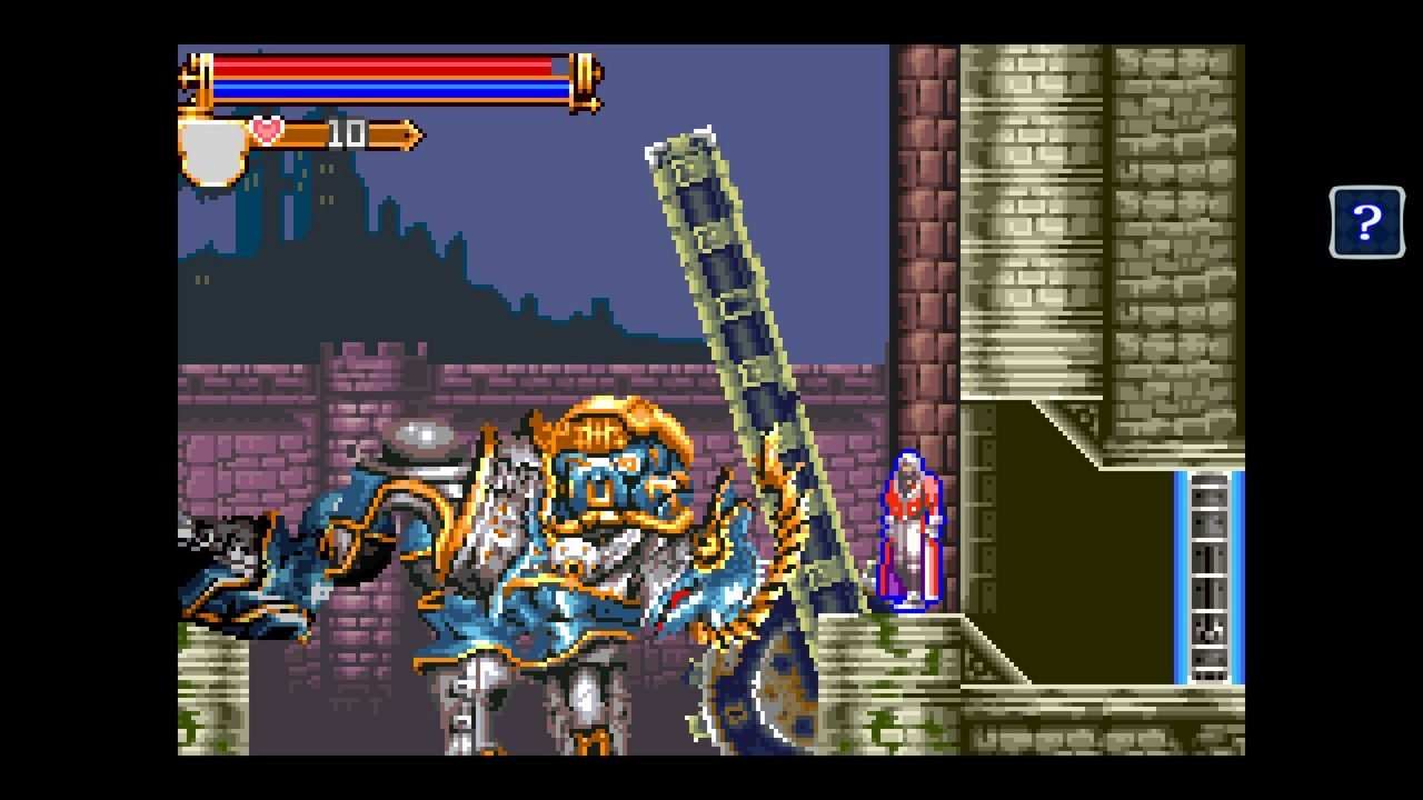 Castlevania Advance Collection Review 2