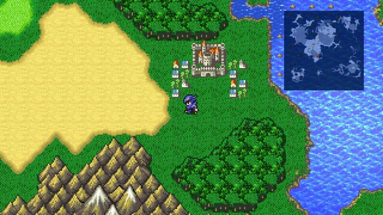Final Fantasy Iv Pixel Remaster (Pc) Review 1