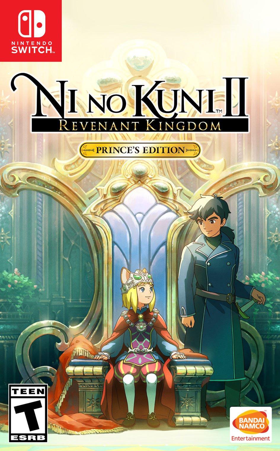 Ni No Kuni 2: Revenant Kingdom Prince's Edition Review 1
