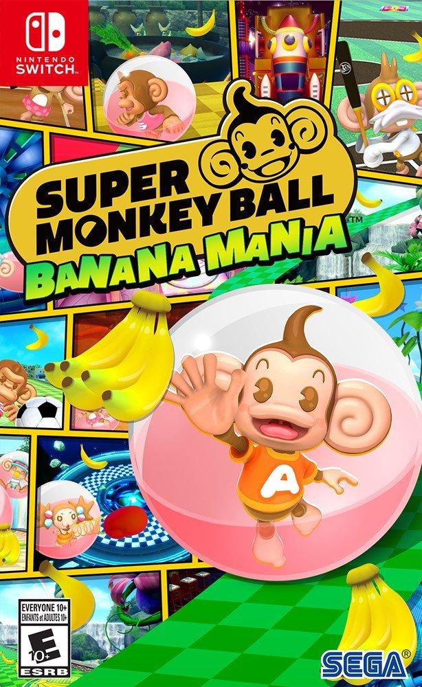 Super Monkey Ball Banana Mania Review 4