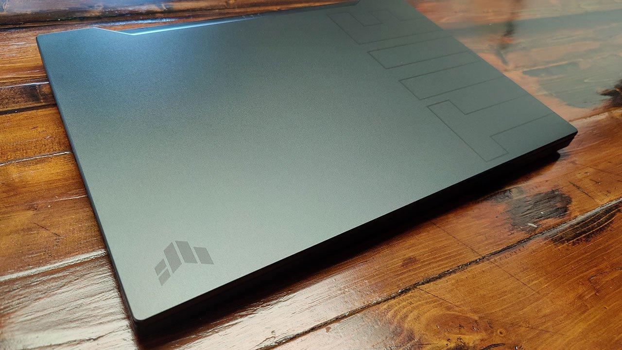 ASUS TUF Dash F15 Laptop Review 2