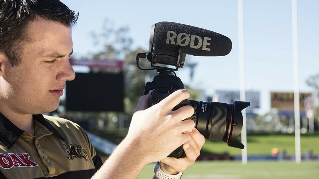 Rode Videomic Pro+ Review 1
