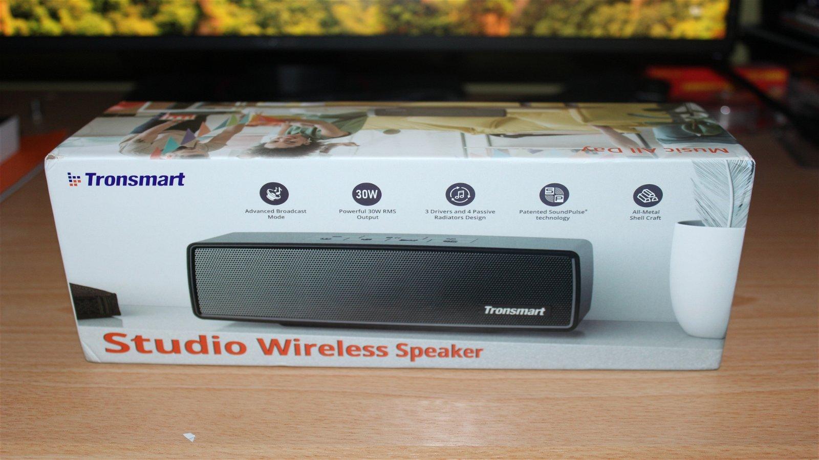 Tronsmart Studio Bluetooth Speaker Review 2