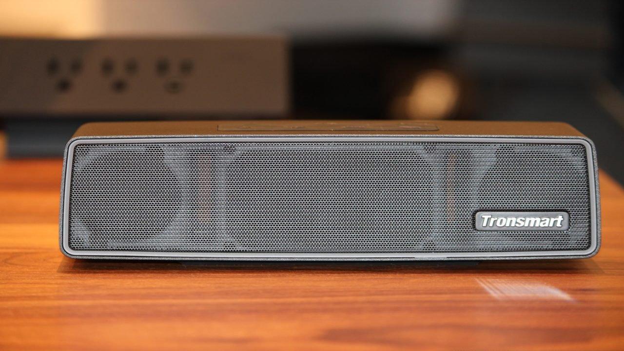 Tronsmart Studio Bluetooth Speaker Review 4