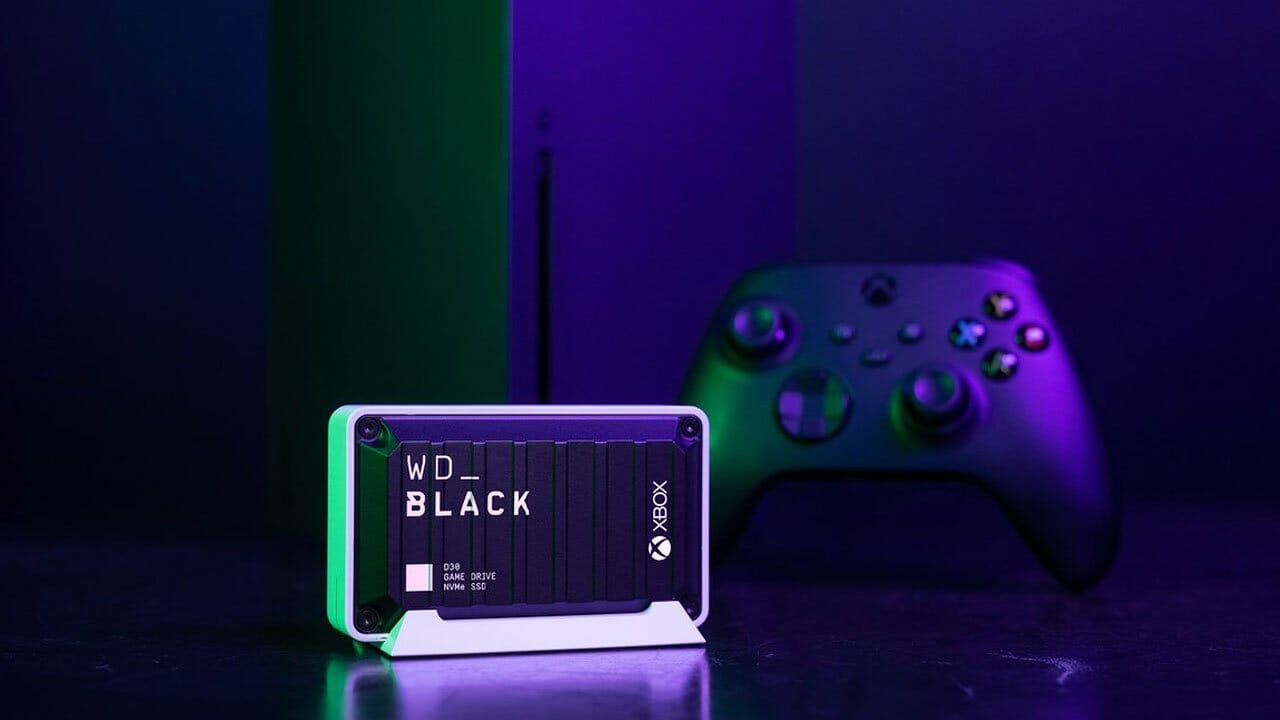 WD Black D30 NVMe SSD Game Drive for Xbox 1TB review 10