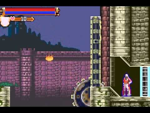 A Castlevania Advance Collection Rating Reappears For The Big Consoles